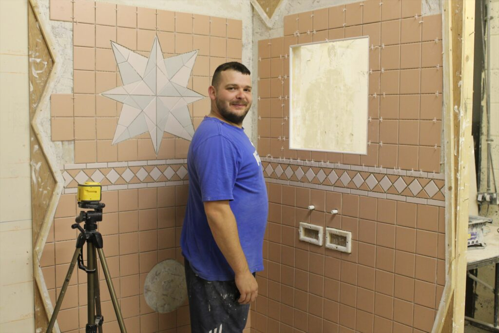 Tiling Courses - Wall & Floor Tiling Training Courses NVQ 1,2 & 3