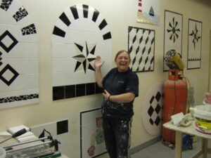 Courses-in-Tiling