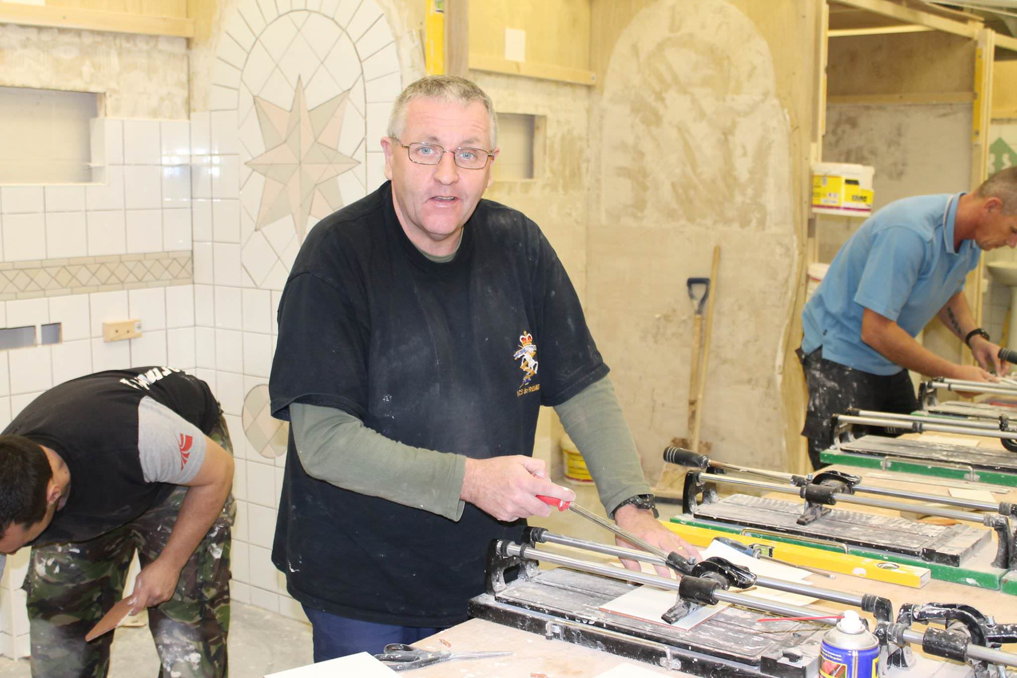 Tiling Courses Wall Amp Floor Tiling Training Courses Nvq