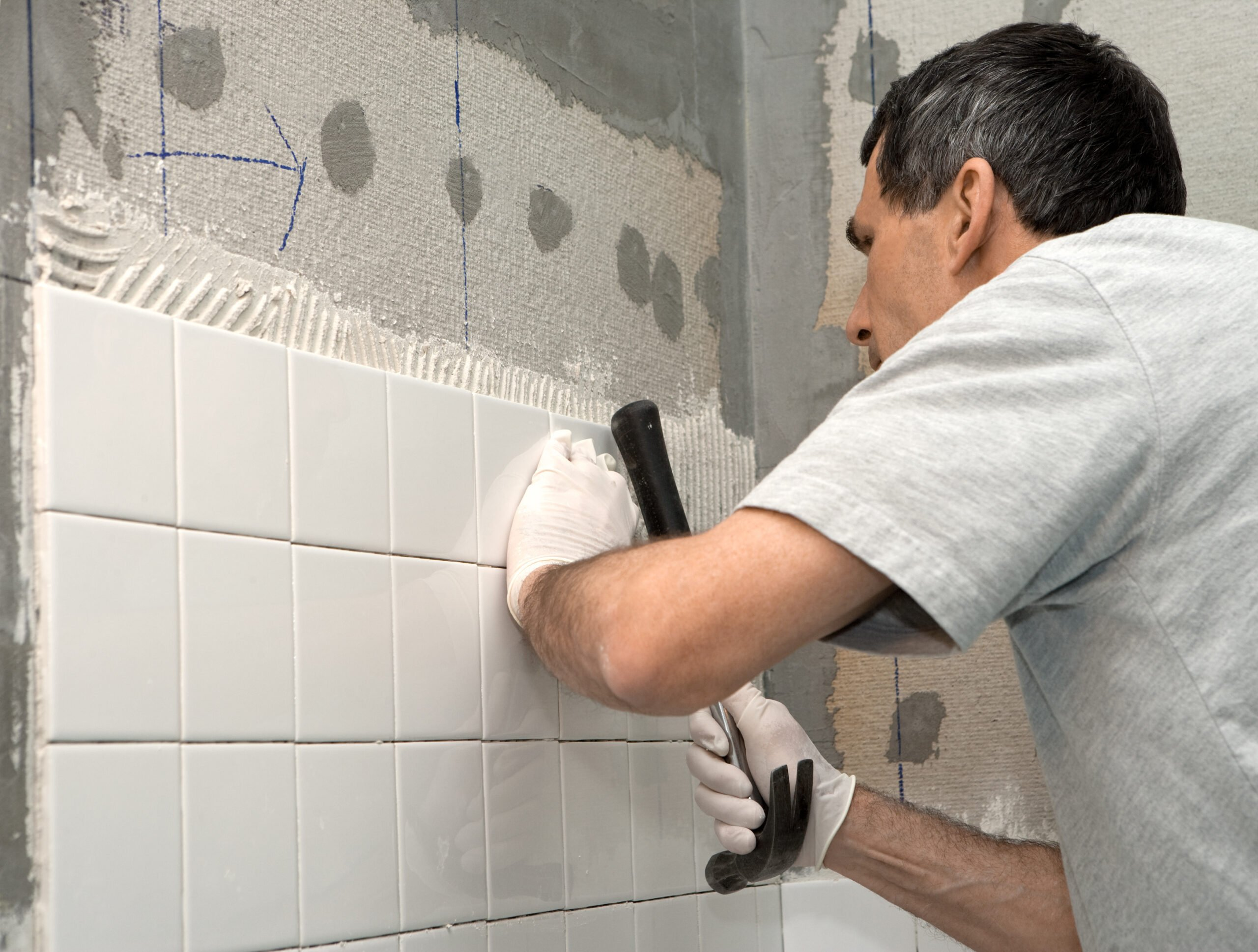 Tips for Tiling a Bathroom
