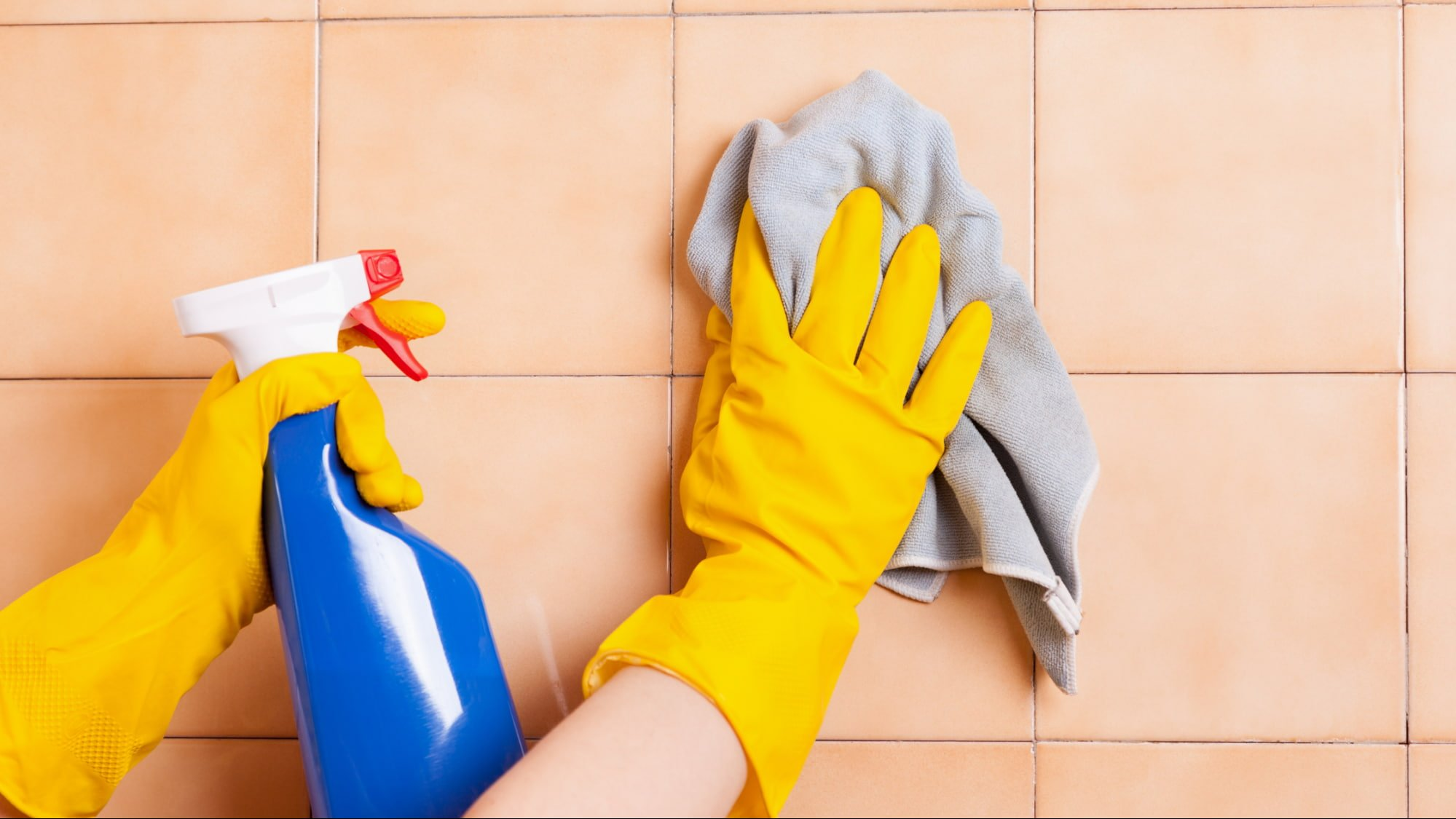 Easy Cleaning Tips For Ceramic and Porcelain Tiles
