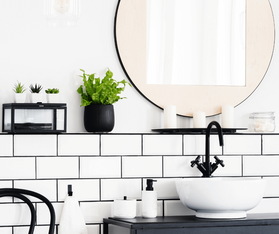 What Tiles are Best Fitted for Bathroom Walls?