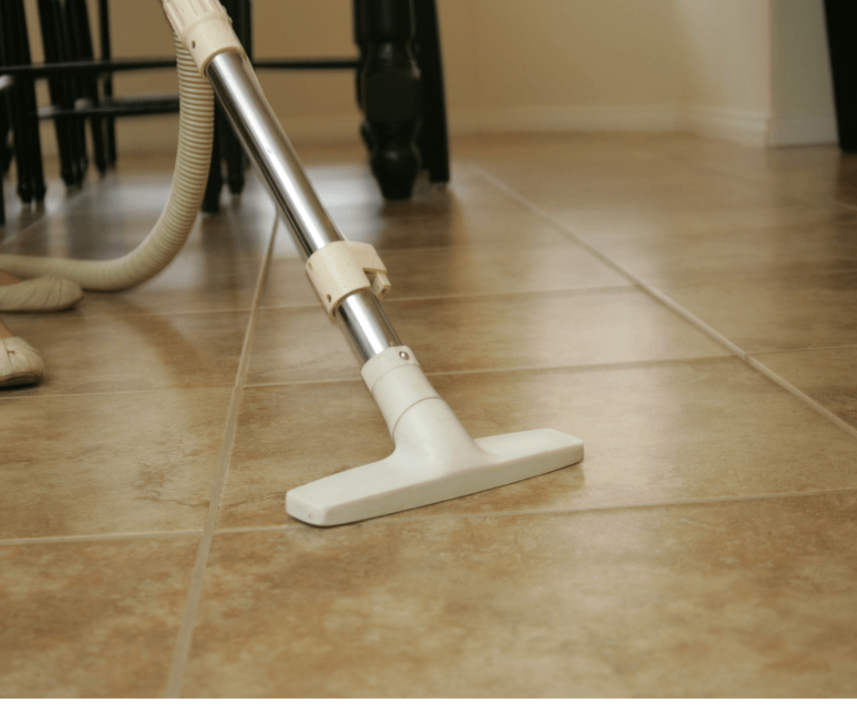 tile floor and cleaning machines