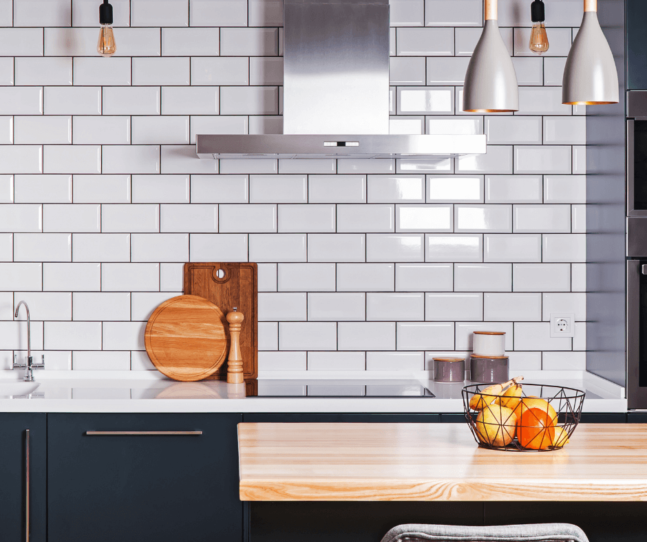 Why Wall Tiles in the Kitchen Are Better Than Paint or Wallpaper